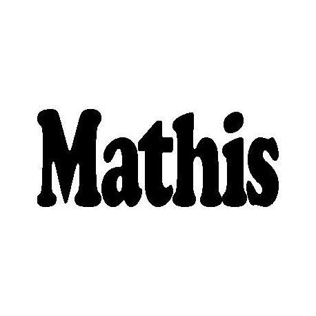 Patron livre plié Mathis