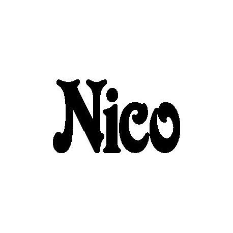 Patron livre plié Nico