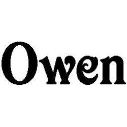 Patron livre plié Owen