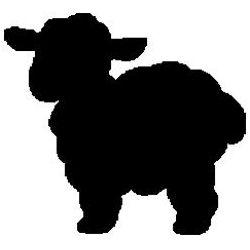 Pliage de livre mouton