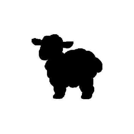 Patron livre plié mouton