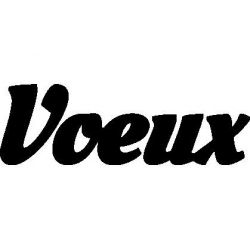 """Voeux"""