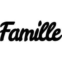"""""""Famille"""""""