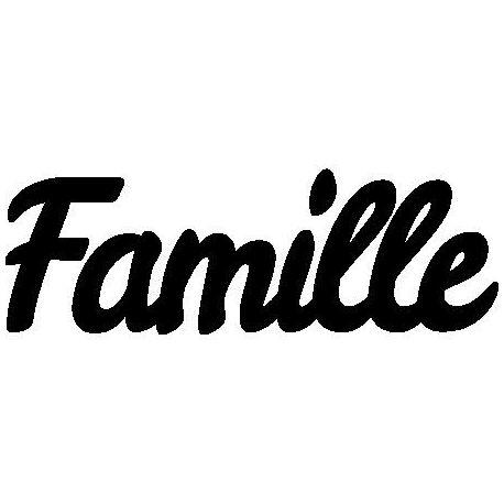 Patron livre plié Famille