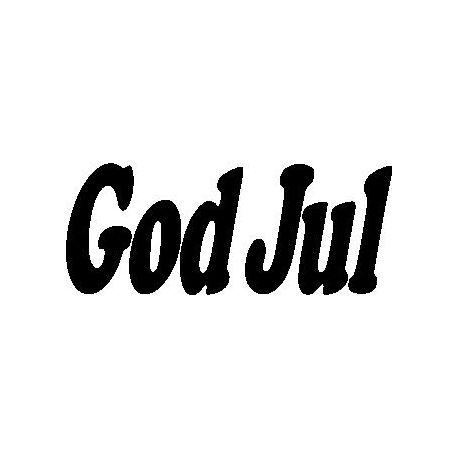 """Patron livre plié """"God Jul"""""""