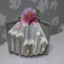 Malo folded book