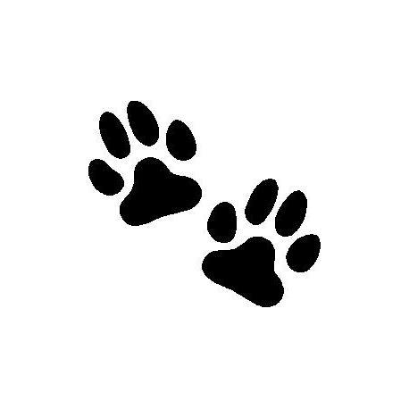 Patron livre plié pattes de chien