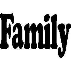 Pliage de livre Family (n°2)