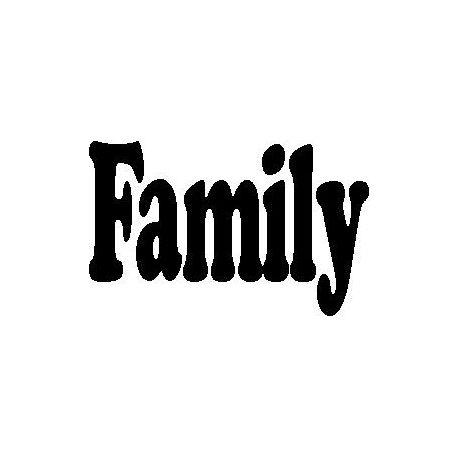 """Patron livre plié sur mesure """"Family"""" n°2"""