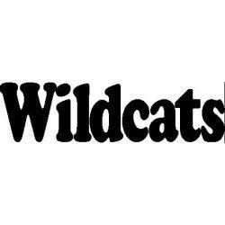 """Patron livre plié """"Wildcats"""""""