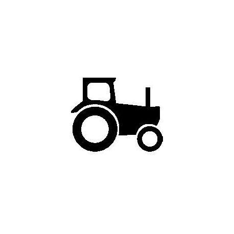Patron livre plié tracteur