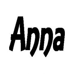 Pliage de livre Anna