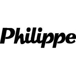"""Patron livre plié """"Philippe"""""""