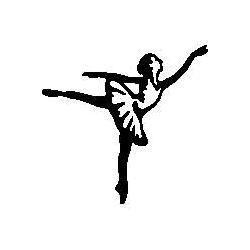 Patron livre plié danseuse étoile