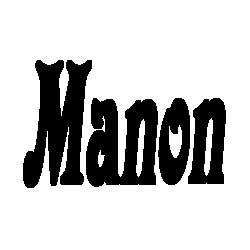 Pliage de livre Manon
