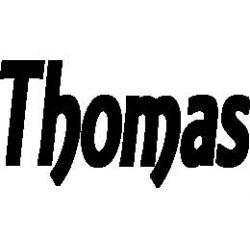 """Patron livre plié """"Thomas"""""""