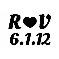 R♥V 6.1.12 book folding pattern