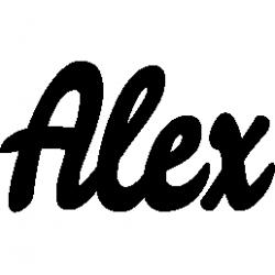 Pliage de livre Alex