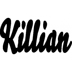 Pliage de livre Killian