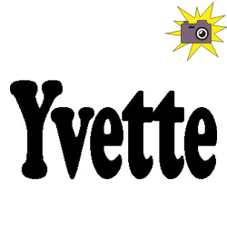 Yvette folded book