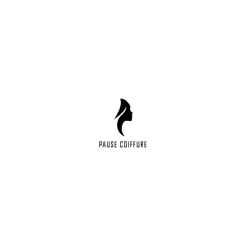 patron d coup 39 pliage logo pause coiffure. Black Bedroom Furniture Sets. Home Design Ideas