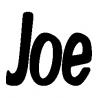 Pliage de livre Joe
