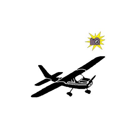 Single-engine airplane book folding